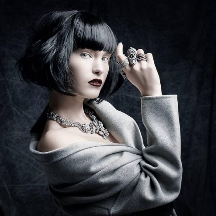 Vogue – Bildbearbeitung